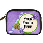 Lil  Froggie Camera Bag - Digital Camera Leather Case