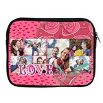 love - Apple iPad Zipper Case