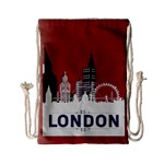 london - Drawstring Bag (Small)