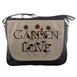 Garden Love Gardener Florist - Messenger Bag