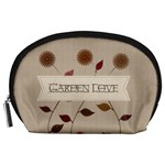Rustic Garden Love Gardener Florist - Accessory Pouch (Large)