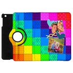 Rainbow Stitch - Apple iPad Mini Flip 360 Case