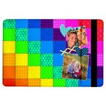 Rainbow Stitch - Apple iPad Air Flip Case