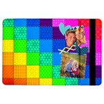 Rainbow Stitch - Apple iPad Air 2 Flip Case