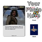 Princess Bride Deck 1 - Playing Cards 54 Designs (Rectangle)