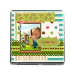kids - Memory Card Reader (Square)