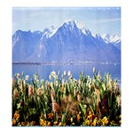 Mountain Shower  - Shower Curtain 66  x 72  (Large)