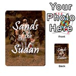 Sudan-3 - Multi-purpose Cards (Rectangle)