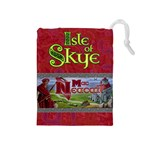 Isle of Skye - Player Red - Drawstring Pouch (Medium)