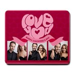 love story - Large Mousepad