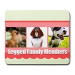 pet - Collage Mousepad