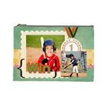 sport theme - Cosmetic Bag (Large)