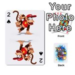 Super Smash Bros. - Playing Cards 54 Designs (Rectangle)