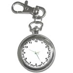 clock II - Key Chain Watch