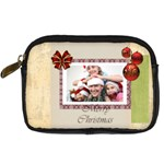 xmas - Digital Camera Leather Case