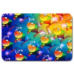 Fishes Doormat Format: Set Matching  Doormat Template s Product - Large Doormat