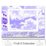 2019 Family quotes calendar - Wall Calendar 11  x 8.5  (12-Months)