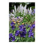 iris garden - Shower Curtain 48  x 72  (Small)