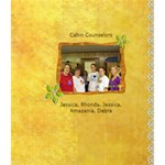 Church Camp 2008 - 8x8 Photo Book (30 pages)