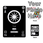 minimaldeck4 - Playing Cards 54 Designs (Rectangle)