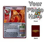 Heroscape Heroes 1 - Playing Cards 54 Designs (Rectangle)