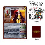 Heroscape Heroes 4 - Playing Cards 54 Designs (Rectangle)