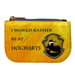 Hufflepuff coin purse - Large Coin Purse