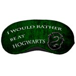 Slytherin sleeping mask