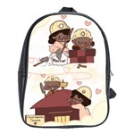 Backpack Mama & Papa Reed - School Bag (XL)