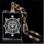 key chain - 3D Engraving Key Chain