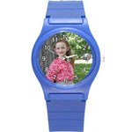 Estys watch - Round Plastic Sport Watch (S)