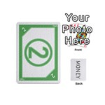 Money Cards - deck 2 - Playing Cards 54 (Mini)