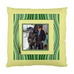 Lemon and Green Standard Cushion Case (two sided) - Standard Cushion Case (Two Sides)