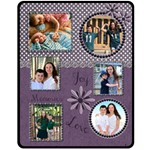 LKT Gift - Blanket 3 - Fleece Blanket (Medium)