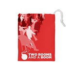 TwoRoomsMedium - Drawstring Pouch (Medium)