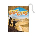 LostCities - Drawstring Pouch (Large)