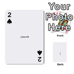 slim - Playing Cards 54 Designs (Rectangle)