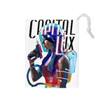 Capital Lux - Drawstring Pouch (Medium)