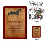 Franks,Mordor,Mini Harad - Multi-purpose Cards (Rectangle)