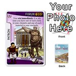 Glory To Rome - B Deck - Playing Cards 54 Designs (Rectangle)