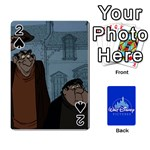 Cartes Disney Classique - Playing Cards 54 Designs (Rectangle)