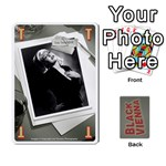 Black Vienna suspects - Playing Cards 54 Designs (Rectangle)