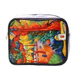 mini toiletries bag - Mini Toiletries Bag (One Side)