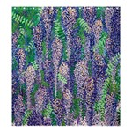 shower curtain - large - wisteria lane - Shower Curtain 66  x 72  (Large)
