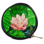 mini round make-up bag - resurrection - Mini Makeup Bag