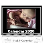 My Jane Perfect Wall Calendar 11x8.5 2020 - Wall Calendar 11  x 8.5  (12-Months)