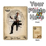 Pirates perso jusqu - Playing Cards 54 Designs (Rectangle)