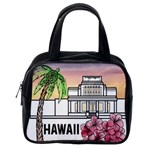 Hawaii Scripture Bag - Classic Handbag (One Side)