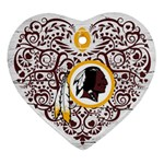 Heart Ornament (Two Sides)