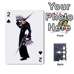 Luxord s Deck of Fate - Playing Cards 54 Designs